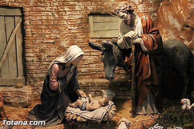 La Hermandad de Jesús en el Calvario y Santa Cena inaugurará el próximo viernes la exposición La Navidad, tiempo de belenes, Foto 1