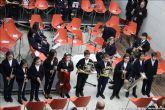 La ´Maestro Eugenio Calderón´ honra a Santa Cecilia con un concierto diferente y entretenido