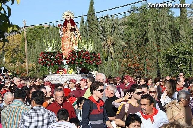El buen tiempo nos acompañará en las Fiestas Patronales de Santa Eulalia 2013, según MeteoTotana, Foto 1