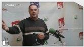 Iu-verdes: Noviembre deja 125 parados más en Totana, mientras el Equipo de Gobierno esgrime un Plan de Empleo Fantasma que nadie conoce