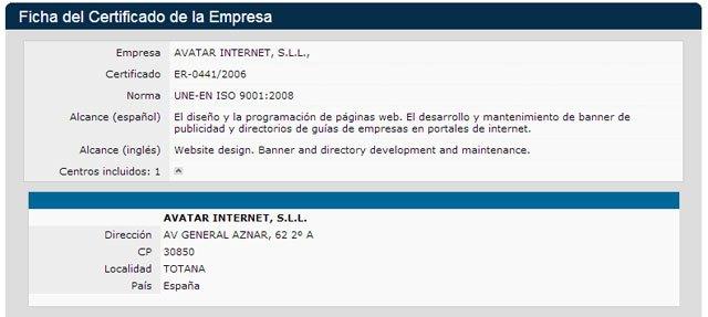 Las empresas totaneras Álamo Networks y Avatar Internet renuevan un año más su compromiso con la calidad, Foto 2