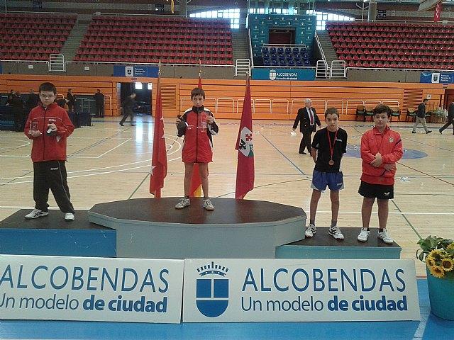 5 jugadores del Club Totana TM participaron en el Torneo Nacional clasificatorio en Alcobendas, Foto 4