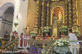El Obispo de la Diócesis de Cartagena preside la santa misa en la jornada de la festividad de la patrona de Totana - 2