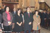 El Obispo de la Diócesis de Cartagena preside la santa misa en la jornada de la festividad de la patrona de Totana - 3
