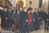 El Obispo de la Diócesis de Cartagena preside la santa misa en la jornada de la festividad de la patrona de Totana - 4