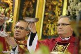El Obispo de la Diócesis de Cartagena preside la santa misa en la jornada de la festividad de la patrona de Totana - 6