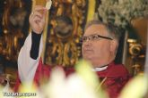 El Obispo de la Diócesis de Cartagena preside la santa misa en la jornada de la festividad de la patrona de Totana - 11