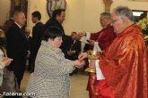 El Obispo de la Diócesis de Cartagena preside la santa misa en la jornada de la festividad de la patrona de Totana - 20