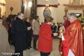El Obispo de la Diócesis de Cartagena preside la santa misa en la jornada de la festividad de la patrona de Totana - 18