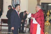 El Obispo de la Diócesis de Cartagena preside la santa misa en la jornada de la festividad de la patrona de Totana - 21