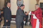 El Obispo de la Diócesis de Cartagena preside la santa misa en la jornada de la festividad de la patrona de Totana - 22