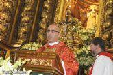 El Obispo de la Diócesis de Cartagena preside la santa misa en la jornada de la festividad de la patrona de Totana - 25