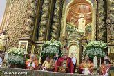 El Obispo de la Diócesis de Cartagena preside la santa misa en la jornada de la festividad de la patrona de Totana - 26