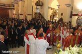 El Obispo de la Diócesis de Cartagena preside la santa misa en la jornada de la festividad de la patrona de Totana - 32