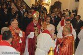 El Obispo de la Diócesis de Cartagena preside la santa misa en la jornada de la festividad de la patrona de Totana - 34