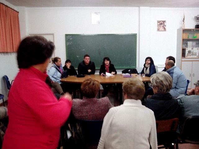 Responsables municipales se reúnen con la nueva junta directiva de la Asociación de Vecinos del barrio San Francisco, Foto 3