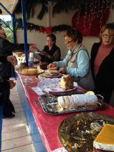 La Asociación de la Iglesia Ecuménica de Camposol realiza una Feria Solidaria en la Plaza Toneleros de Puerto de Mazarrón