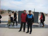Charlas de la federación de asociaciones murcianas de personas con discapacidad fisica y orgánica en Mazarrón