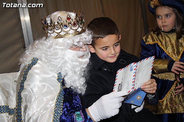 Los Reyes Magos llegarán mañana viernes a la Plaza de la Balsa Vieja, Foto 1