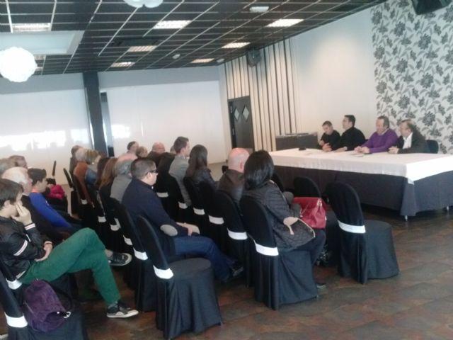 La PB Totana celebró Asamblea General y una comida de hermandad con motivo de su XVI aniversario, Foto 1