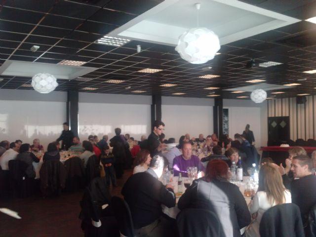 La PB Totana celebró Asamblea General y una comida de hermandad con motivo de su XVI aniversario, Foto 3