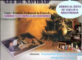 La Delegación de la Hospitalidad de Lourdes de Totana vuelve a reestrenará el teatro musical Luz de Navidad