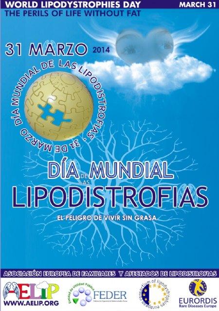 AELIP presenta el cartel del Día Mundia de las Lipodistrofias, Foto 1