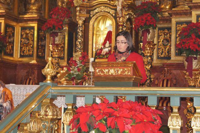 Los actos culturales en honor a Santa Eulalia finalizan con una lectura continuada de obras a la patrona de Totana, Foto 3