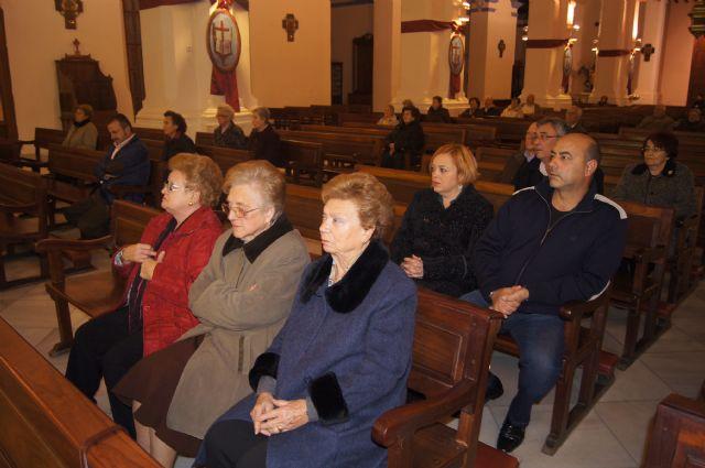 Los actos culturales en honor a Santa Eulalia finalizan con una lectura continuada de obras a la patrona de Totana, Foto 4