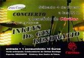 Hoy sábado 4 de enero tendrá lugar un concierto a benificio de Cáritas en Sociedad Gran Casino de Totana