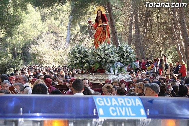 Más de 60 efectivos formarán parte del dispositivo de seguridad para la romería de subida de Santa Eulalia mañana 7 de enero, Foto 1