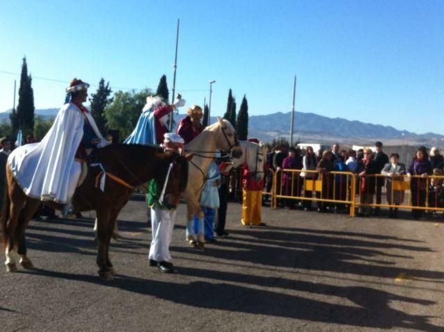 La pedanía totanera de El Paretón se remonta al antiguo Oriente con la representación del Auto de los Reyes Magos, Foto 1