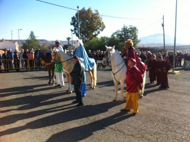 La pedanía totanera de El Paretón se remonta al antiguo Oriente con la representación del Auto de los Reyes Magos, Foto 2