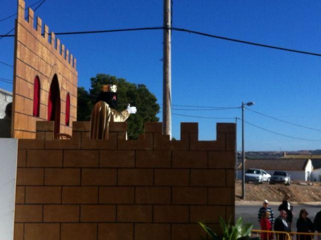 La pedanía totanera de El Paretón se remonta al antiguo Oriente con la representación del Auto de los Reyes Magos, Foto 3