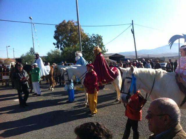 La pedanía totanera de El Paretón se remonta al antiguo Oriente con la representación del Auto de los Reyes Magos, Foto 5