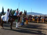 La pedanía totanera de El Paretón se remonta al antiguo Oriente con la representación del Auto de los Reyes Magos