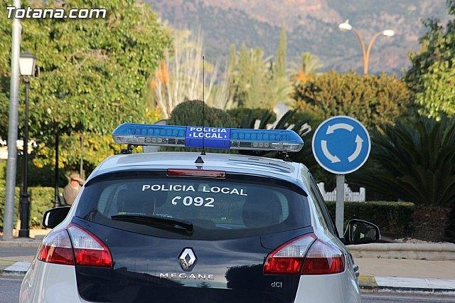 La Policía de Totana recrimina al Consistorio la falta de personal, Foto 1