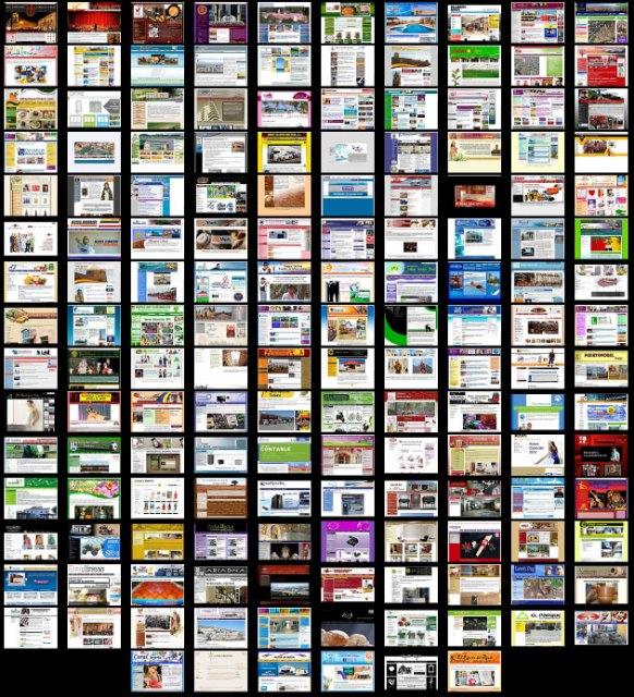 Más de 150 empresas, asociaciones, hermandades, cofradías y particulares han confiado en Totana.com para la realización de su página web, Foto 1