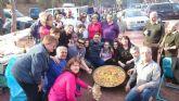 D´Genes y AELIP participan en la romería a La Santa
