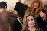 La diseñadora totanera Fran Ríos presentó su colección de alta costura - 1