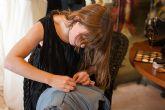 La diseñadora totanera Fran Ríos presentó su colección de alta costura - 4