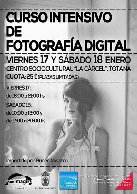 Sonimagina organiza un curso intensivo de Fotografía Digital, Foto 1