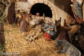 Cerca de 3.000 personas visitaron el Belén municipal expuesto en la sala Gregorio Cebrián durante las fiestas navideñas