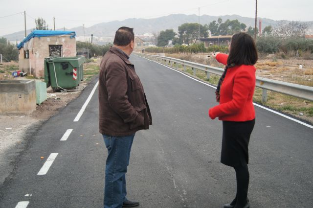 Finalizan las obras de acondicionamiento de los caminos rurales de Los Yesares, El Portón y El Bosque, Foto 2