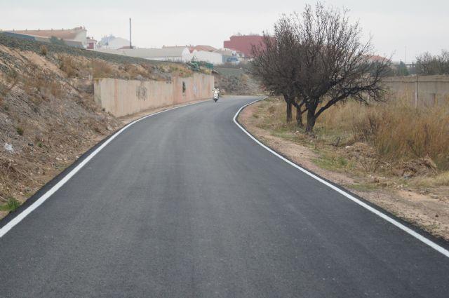 Finalizan las obras de acondicionamiento de los caminos rurales de Los Yesares, El Portón y El Bosque, Foto 4