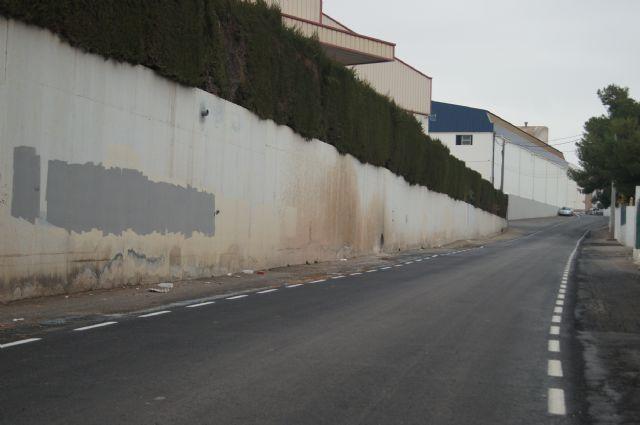 Finalizan las obras de acondicionamiento de los caminos rurales de Los Yesares, El Portón y El Bosque, Foto 5