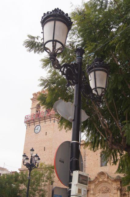 El ayuntamiento ahorrará 440.000 euros al año con el nuevo contrato de alumbrado público, Foto 1
