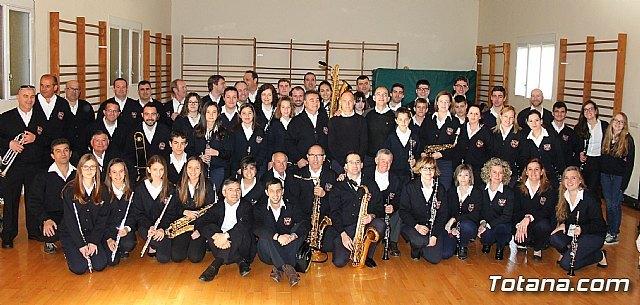 Concierto de Año Nuevo de la Banda de Música de la Hermandad de San Juan, Foto 1