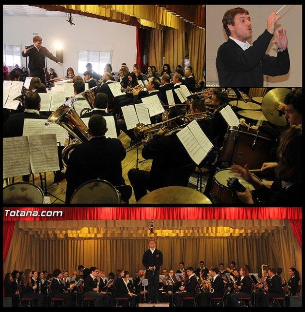 Concierto de Año Nuevo de la Banda de Música de la Hermandad de San Juan, Foto 5