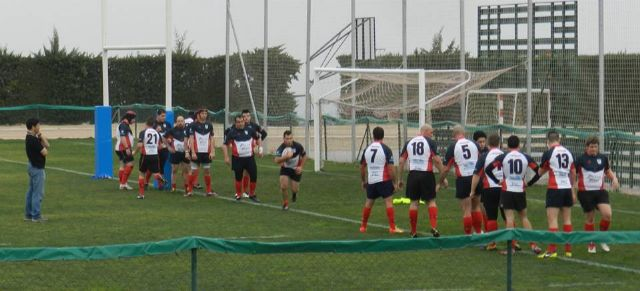 El Club de Rugby de Totana vence al XV Murcia-B por 20 a 7, Foto 1